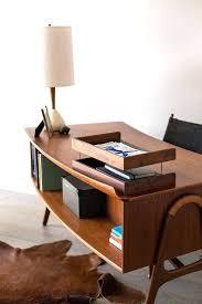 Retro Modern Desk Modern L Shaped Desks Mid Century Modern L Shaped Executive Desk