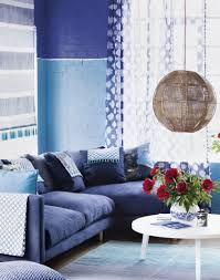 Living Room Ideas With Corner Sofa Give A Living Room Character With Clever Colour Ideas The Room Edit