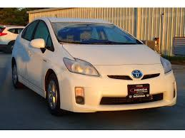2011 toyota prius owners manual used one owner 2011 toyota prius four savoy il honda of chaign