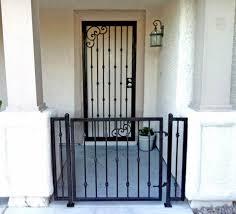 ornamental iron security doors homes design