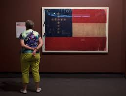 What Is The Meaning Of The Rebel Flag Even As Museum Piece Confederate Flag Is In Dispute The New