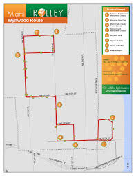 University Of Miami Map by City Of Miami Official Website