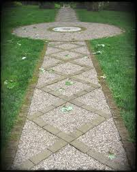 garden walkway ideas garden stepping stones archives the garden ideas