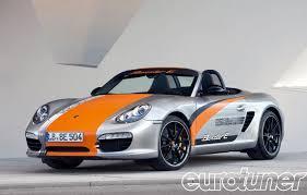 Porsche Boxster Model Car - electric porsche boxster e power components eurotuner magazine
