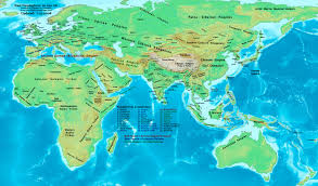 Political Map Of The Middle East by World History Maps By Thomas Lessman