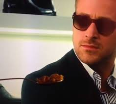 Meme Ryan Gosling - ryan gosling won t eat his cereal meme is just too good videos