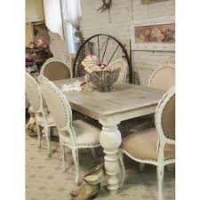 shabby chic dining set shabby chic dining table visual hunt