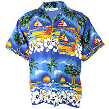 Big Beach Chair Aloha Shirt Coconut Big Chaba Beach Chair Ship Blue Xxl Hgn244s