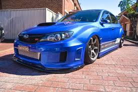 subaru gc8 widebody subaru grb wrx 08 10 narrowbody front lip jdmaccessories