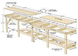 49 Free Diy Workbench Plans U0026 Ideas To Kickstart Your Woodworking by Modular Workbench Workbench Plans Woodworking And Bench