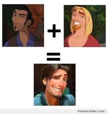 Tangled Meme - eldorado meets tangled by ben meme center
