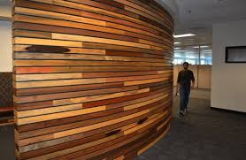 oregon reclaimed wood company shows recycling at its best
