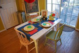 Pottery Barn Dining Table Craigslist by Momfessionals Kids Table