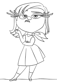 inside out cast coloring pages inside out coloring pages free coloring pages