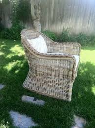 i restored old wicker chairs with the brown shoe polish with the