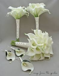 Lily Bouquet Download Wedding Bouquet With Calla Lilies Wedding Corners