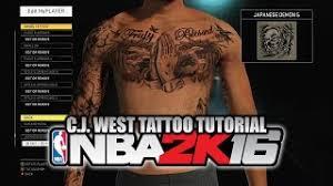 full body tattoo nba 2k16 download full advanced tattoo tutorial the best chest piece arm