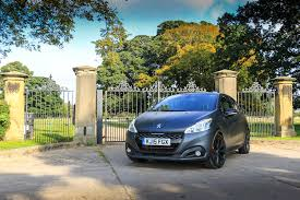 peugeot 208 gti 2016 driven peugeot 208 gti by peugeot sport review