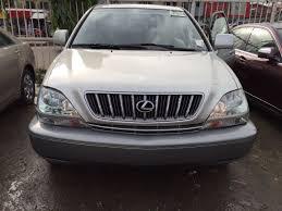 price of lexus rx 350 nairaland lexus rx300 2003 unique black interior 2 2m autos nigeria