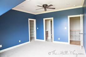 colors styles and other design decisions the hall way i want to