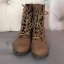 light brown combat boots roxy brown combat boots adorable brown lace up and zipper boots