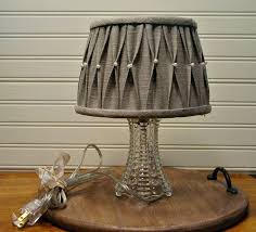 best 25 clear glass lamps ideas on pinterest clear glass table