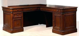 Corner Oak Desk Cherry Corner Computer Desk Furniture Modern Executive Desk L