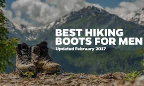 the best hiking boots for men 2017 hiking gear guru