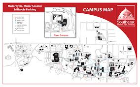 Cal Poly Campus Map Parking Southeast Missouri State University