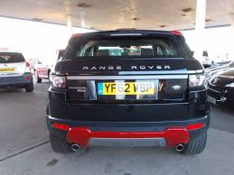 metallic land rover used black sapphire metallic land rover range rover evoque for