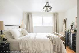 How To Bedroom Makeover - budget friendly master bedroom makeover inspiration designer