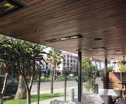 short patio heater solaira u0027s new icr series high performance infrared heaters
