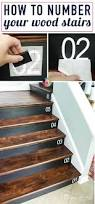 Number Stairs by Learn How To Number Your Wood Stairs The Easy Way Designer