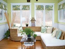 Blinds And Shades Ideas 9 Creative Patterned Roman Shades Hgtv
