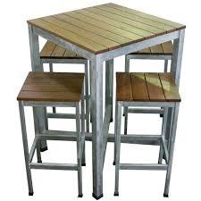 Garden Bar Table And Stools Garden Bar Furniture Collection In Garden Bar Table And Stools