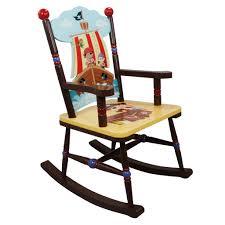 Toddler Rocking Chairs Fantasy Fields By Teamson Pirates Island Rocking Chair U2013 Our Time Toys