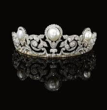 tiara collection pearl jewelry tiara collection for trends for