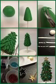 Christmas Cake Decorations Fondant by 107 Best Fondant Or Modeling Choc Tips Images On Pinterest