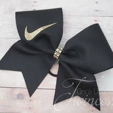 african american cheer hair bows best nike bows products on wanelo