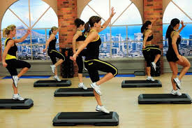cardio step step fitness with our step workout dvd