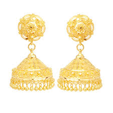earrings in gold earrings 22k yellow gold hanging earrings grt jewellers
