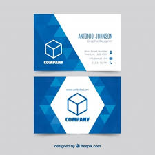 business card template psd file premium download