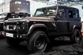 kahn land rover kahn design reveals land rover defender based flying huntsman 105