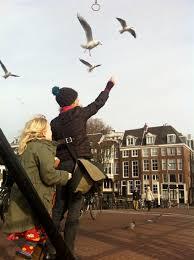 start in amsterdam