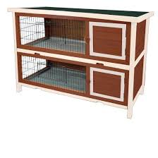Heavy Duty Rabbit Hutch Advantek The Duplex Rabbit Hutch U0026 Reviews Wayfair