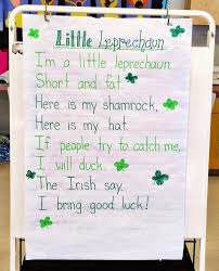 fun with firsties st patty u0027s poetry u0026 free measurement printables