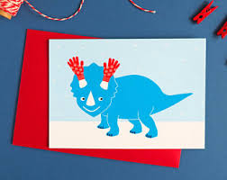 6 christmas dinosaur cards fun multipack christmas cards