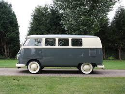 volkswagen type 2 1962 vw type 2 splitscreen panel van coys of kensington