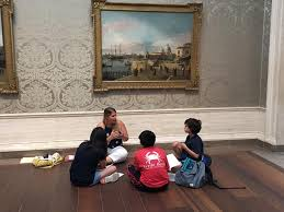 floor in giving groups a place to sit tips for creating museum field