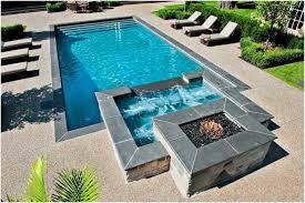 bilder whirlpool garten feuerstelle pool gestaltung